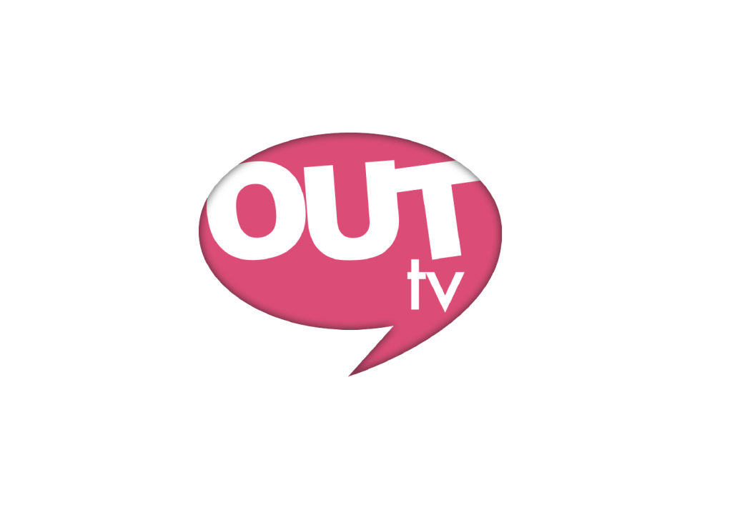 OUTtv branding agency examples before
