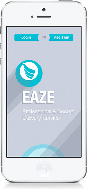 Eaze brand identity examples before